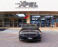 石家庄奔驰E300L贴XPEL隐形车衣,欧卡改装网,汽车改装