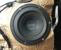 常州本田CRV音响改装歌剧世家VS265喇叭,欧卡改装网,汽车改装