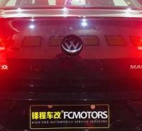 东莞大众迈腾改装升级原厂翻标倒车影像系统,欧卡改装网,汽车改装