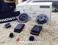 上海特斯拉model X音响改装丹拿232两分频套装喇叭,欧卡改装网,汽车改装