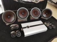 番禺马自达8音响改装雷贝琴C6A喇叭案例,欧卡改装网,汽车改装
