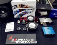 上海荣威360音响改装德国彩虹SL-C6.2两分频套装喇叭案例,欧卡改装网,汽车改装