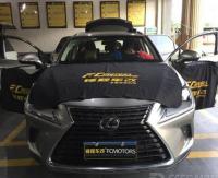 广州雷克萨斯NX300汽车隔音改装必拓环保隔音案例,欧卡改装网,汽车改装