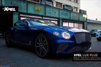 石家庄宾利欧陆GT贴车衣专车专用XPEL车衣案例,欧卡改装网,汽车改装
