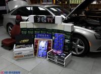 济南奥迪A4L汽车隔音改装清除沥青改装全车大能环保隔音,欧卡改装网,汽车改装