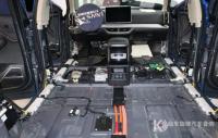 佛山比亚迪唐汽车隔音改装大白鲨环保隔音案例,欧卡改装网,汽车改装