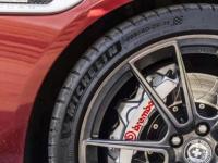 [深圳刹车改装]捷豹XE升高性能竞技赛道猛货Brembo GT6,欧卡改装网,汽车改装