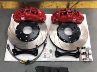 猛禽刹车改装升级AP9560大六刹车卡钳,完美制动效果,欧卡改装网,汽车改装