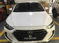 广州现代领动车灯改装PDK LED双光透镜作业,欧卡改装网,汽车改装