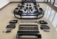 新款奔驰G-Class汽车改装BRABUS宽体碳纤维大包围,欧卡改装网,汽车改装