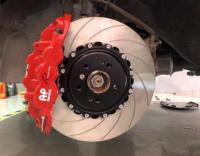 长城VV7刹车改装AP8520大六刹车卡钳,帅气灵敏制动,欧卡改装网,汽车改装
