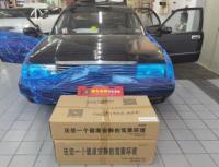 佛山丰田皇冠汽车隔音改装全车大白鲨环保隔音,欧卡改装网,汽车改装
