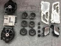 广州奔驰S级原厂改装升级23P驾驶辅助限距+后排行政桌板,欧卡改装网,汽车改装
