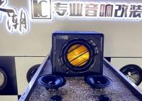南昌雪佛兰科沃兹汽车音响改装美国JBL套装喇叭,欧卡改装网,汽车改装