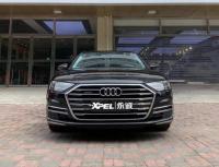 石家庄奥迪A8L贴进口TPU材质XPEL隐形车衣,欧卡改装网,汽车改装