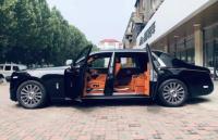 石家庄劳斯莱斯幻影贴专车专用XPEL隐形车衣,欧卡改装网,汽车改装