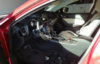 东莞马自达马3 昂克赛拉升级改装怡然吸风式座椅通风系统,欧卡改装网,汽车改装