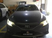 深圳丰田锐志车灯改装PDK LED双光透镜,欧卡改装网,汽车改装