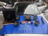 重庆汽车音响改装现代名图改装德国斯洛琴S-662套装喇叭,欧卡改装网,汽车改装