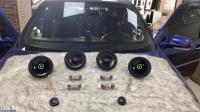 呼市汽车音响改装 别克GL8陆尊改装漫步者GF651C音响,欧卡改装网,汽车改装