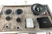 南昌汽车音响改装 马自达3改装闪电SP-370喇叭,欧卡改装网,汽车改装