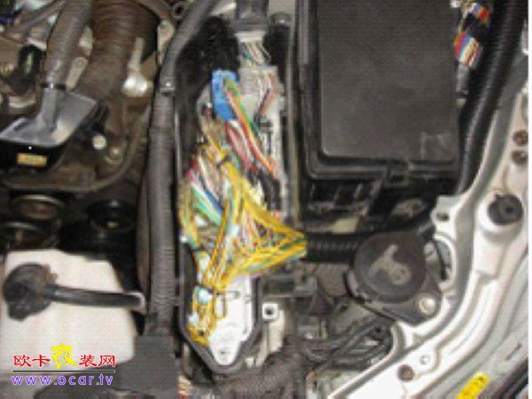 丰田锐志改装增压套件高清图片
