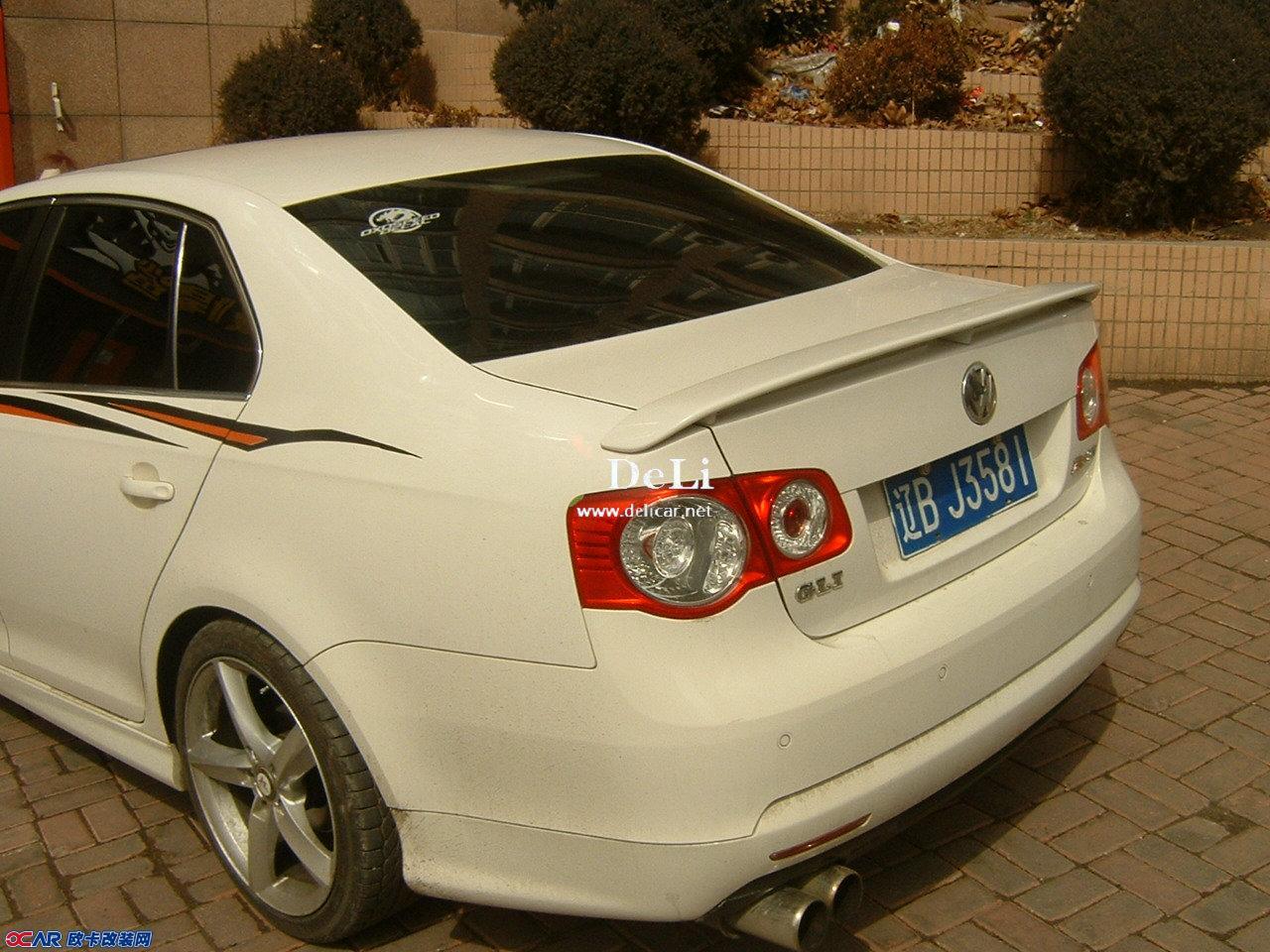 摘要: 大连德利汽车改装速腾改装尾翼中网排气德利车
