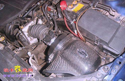 马自达6改空力套件,欧卡改装网,汽车改装