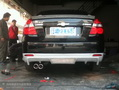 雪佛兰乐风改装进排气 动力提升,欧卡改装网,汽车改装