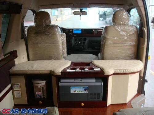 金杯海狮房车改装与内饰改装