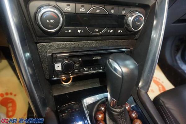 马自达cx-4汽车音响改装升级意大利史泰格sq650c喇叭