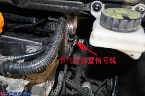 雪铁龙世嘉(标致307)提升动力改装键程离心式电动涡轮
