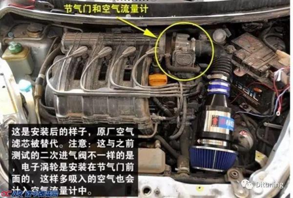 提到汽车性能部分的改装,改装发动机进气系统通常被列为最为常见的基础改装项目之一。进气、排气系统的工作是相辅相成的关系,想提高发动机的动力输出性能,需要空气进气系统的配合。作为四冲程内燃机工作的第一步就是进气(空气和汽油的混合气),然而空气和燃油混合的方式也因喷射方式的不同而不同,常规进气歧管喷射、缸内直喷、混合喷射等,其中的奥秘相比排气系统更为复杂,本节我们就来说说进气系统的改装.