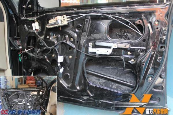 理性改装汽车音响(比亚迪f3)