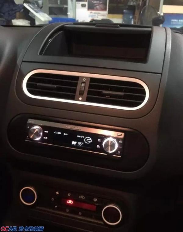 名爵mg3汽车音响改装德国oiio(欧艾)--细节出好音