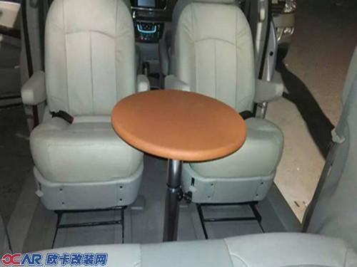 别克GL8改装座椅改装高清图片