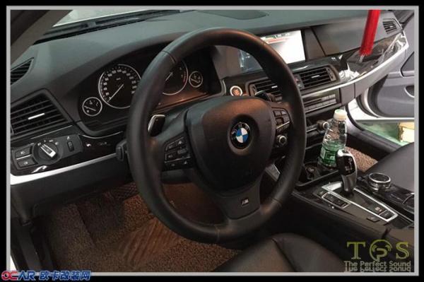 豪驾专享 重庆TPS宝马525汽车音响改装 隔音降噪高清图片