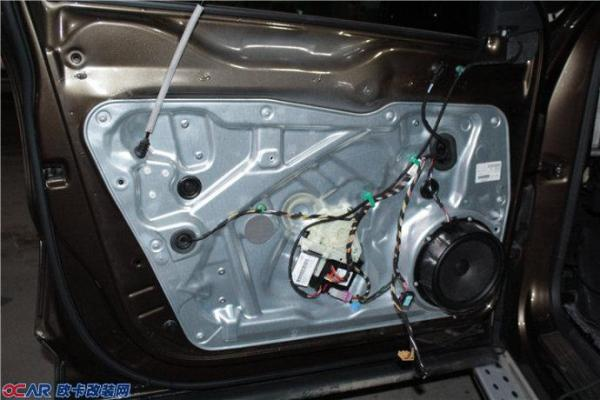大众途观改装伊顿和斯派朗汽车音响