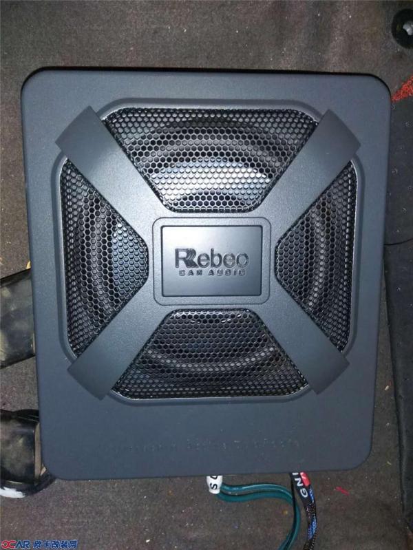 现代悦动音响改装优化升级雷贝琴