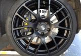 奥迪A4L升级改装AP7040六活塞刹车套件记录,欧卡改装网,汽车改装