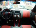 『英菲尼迪FX45』-个性化内饰私人定制,欧卡改装网,汽车改装