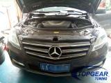 【车尚改】广州奔驰R300升级ECU升级Top Gear,欧卡改装网,汽车改装