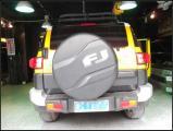 重庆五线谱汽车音响 远道而来的FJ酷路泽安装路畅DVD导航实例,欧卡改装网