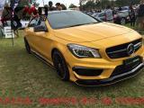 BENZ奔驰W117 CLA260 CLA45专用改装REVOzport款碳纤维立式GT尾翼,欧卡改装网,汽车改装