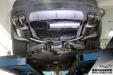 大连改装保时捷PANAMERA TURBO AKR天蝎排气,欧卡改装网,汽车改装