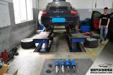 大连改装保时捷911改B16避震,欧卡改装网,汽车改装