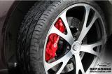 大连改装保时捷Panamera改TechArt的22寸圈,brembo GT的刹车,欧卡改装网,汽车改装