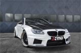 宝马M6 F13改装LUMMA宽体包围,欧卡改装网,汽车改装