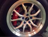野马改装-18寸定制锻造轮毂;南港轮胎,欧卡改装网,汽车改装