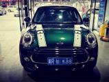 F56墨绿MINI隐形车衣,欧卡改装网,汽车改装